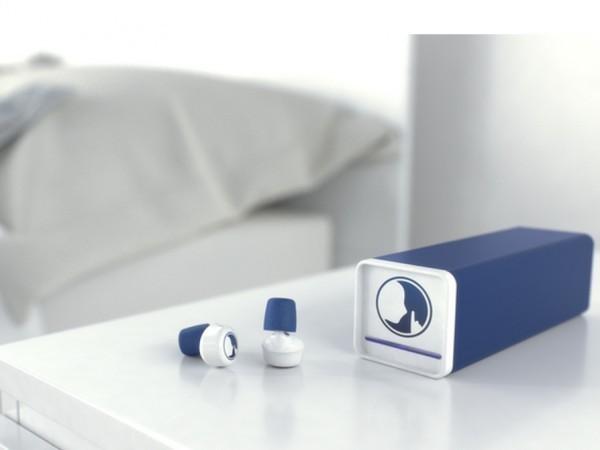 スマート耳栓で快眠!スマホと連携してノイズをシャットアウト!