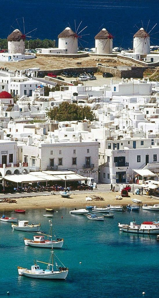 beautiful place in grece
