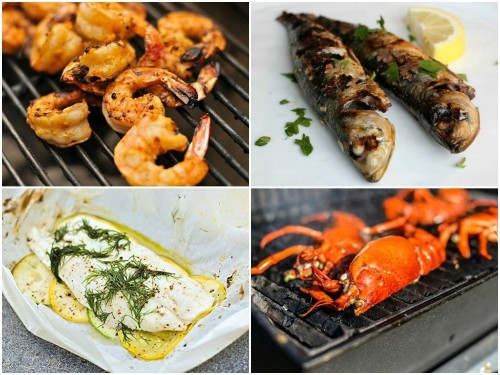 16 Seafood Recipes for Your Memorial Day Bash