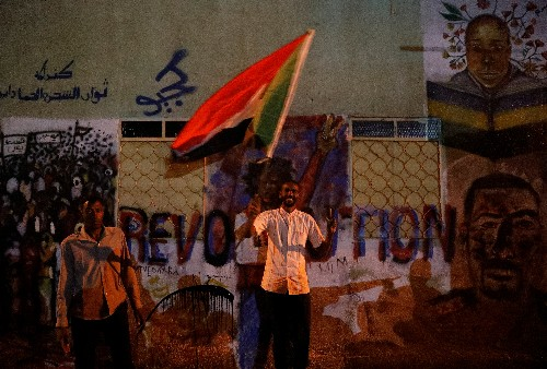 Sudanese protesters to escalate rallies, no longer recognize military council