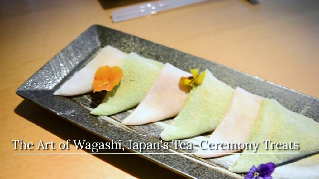 The Art of Wagashi, Japan's Tea-Ceremony Treats