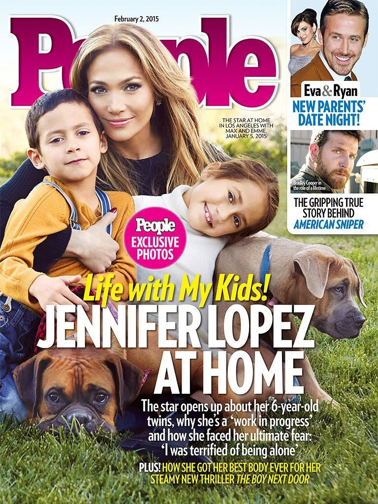 At Home with Jennifer Lopez: 'I Still Believe in the Fairy Tale'