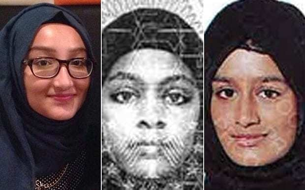Police and security agencies facing questions after school girls head to Syria