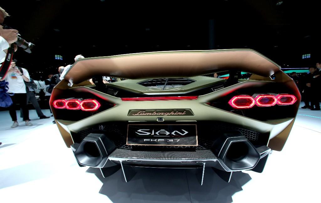 Exclusive: Volkswagen draws up plans to carve out Lamborghini - sources