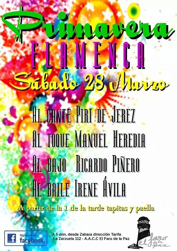 Flamencook - Magazine cover