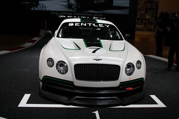 Bentley racing!