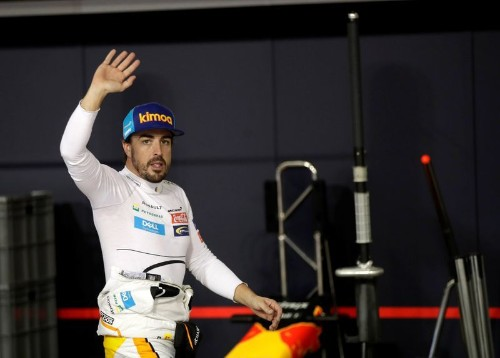 Alonso plays down his chances of winning Dakar Rally