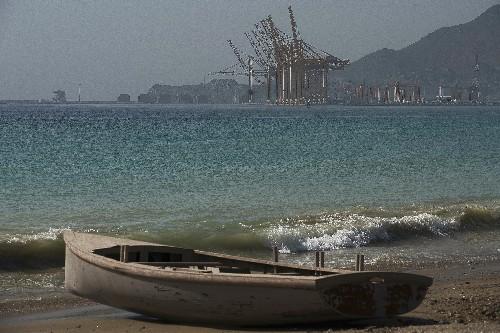 The Latest: Damaged oil tanker arrives off UAE coast