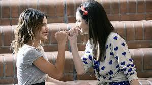 Olha amizade é uma coisa linda eu quero mandar um beijo para minhas amigas mariana e lais