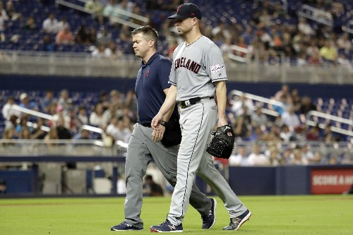 Indians to exercise Kluber's option, decline Kipnis