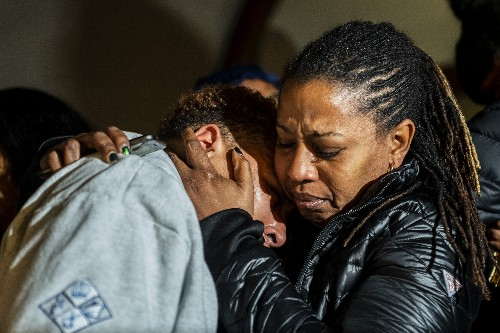 Teen's mom on cop's acquittal: 'Hope that man never sleeps'
