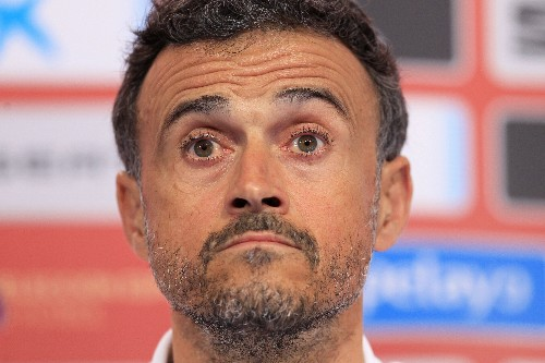 Soccer: Luis Enrique resigns as Spain coach for personal reasons