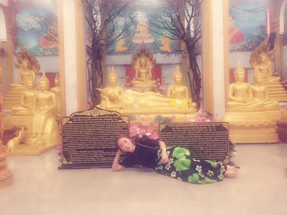 신혼여행 -이탈리아에 이어, 태국까지 와서 ㅋㅋㅋㅋ 누움