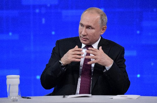 Putin: Fate of captured Ukrainian sailors must be tied to jailed Russians