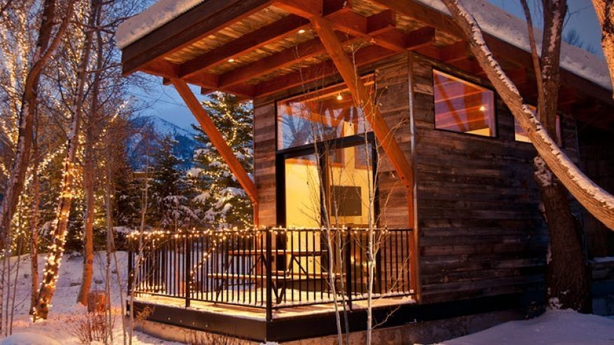 Wheelhaus Resort in Jackson Hole Allows Vacationers to 'Test Drive' a Tiny Home
