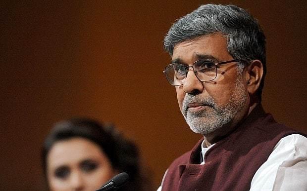 Women in India 'refusing to accept evil' of rape, says Nobel winner