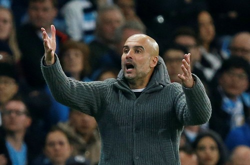Soccer: After all that, City face Spurs again with title pressure on