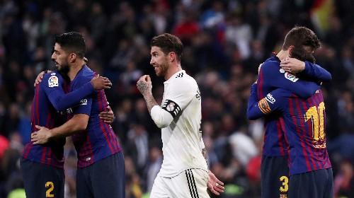 Pessimism surrounds 'Clasico' after European disappointments