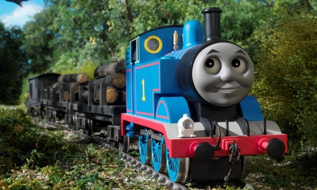 Thomas the Tank Engine had to shut the hell up to save children everywhere
