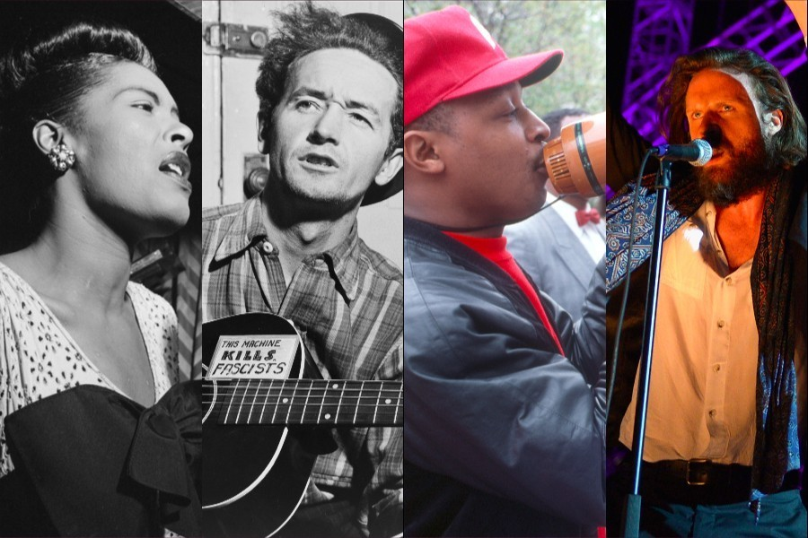 "The history of American protest music, from ""Yankee Doodle"" to Kendrick Lamar"