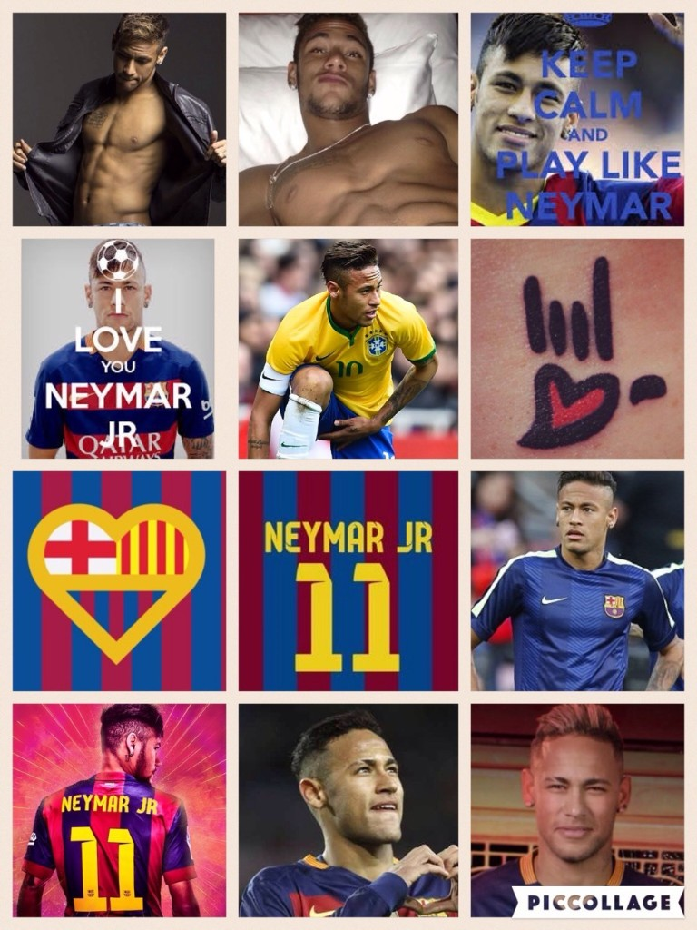 Neymar Jr❤️ - Magazine cover