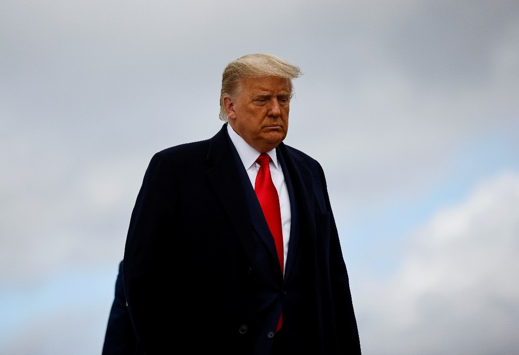 Trump fordert im Streit über Briefwahl Ende der Auszählung am Wahltag