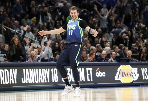 NBA roundup: Doncic, Mavs shoot past Blazers