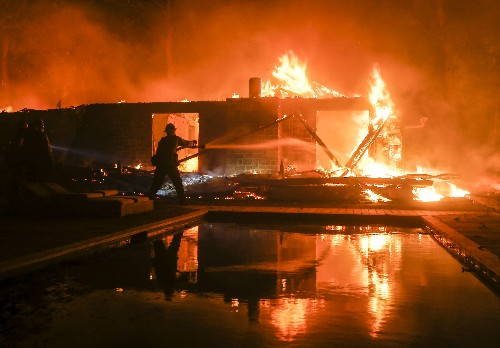Utility to pay $360M for major Southern California wildfires