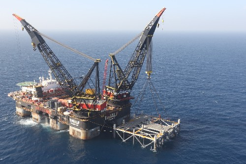 Israel signs Egypt gas permit, becomes major energy exporter