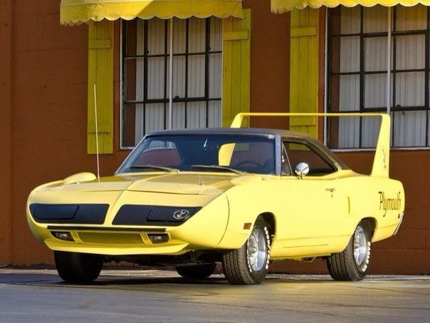 New muscle cars.....