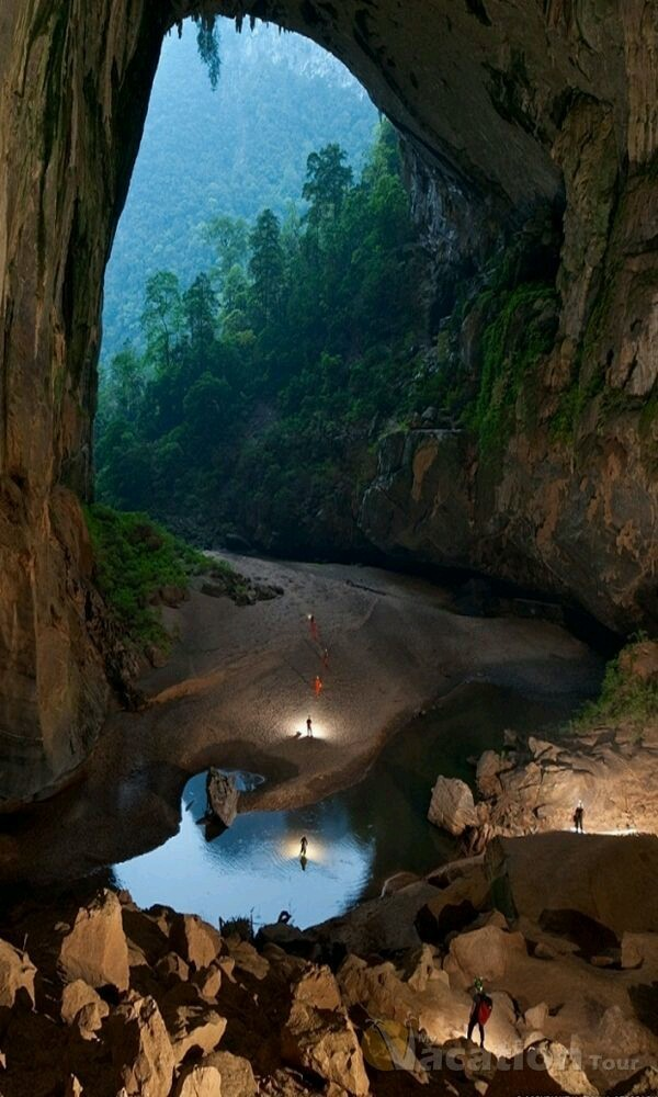 Son Doong Cave !!