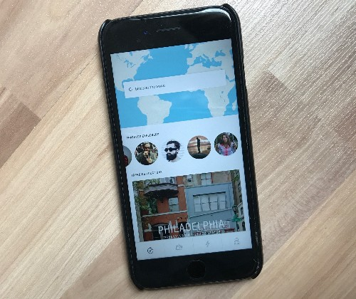 Sherpa turns Instagram's best photos into a travel guide