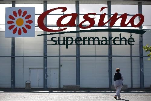 Crescimento de vendas do Casino desacelera à medida que mercado francês enfraquece