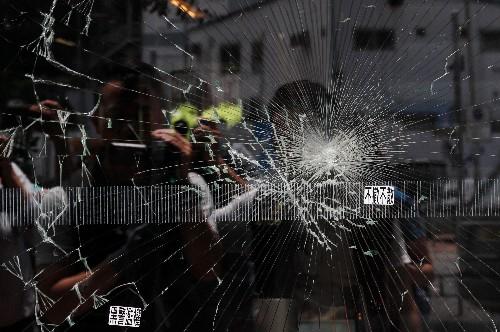 Britain denies supporting violent Hong Kong protests as China media slam 'Western ideologues'