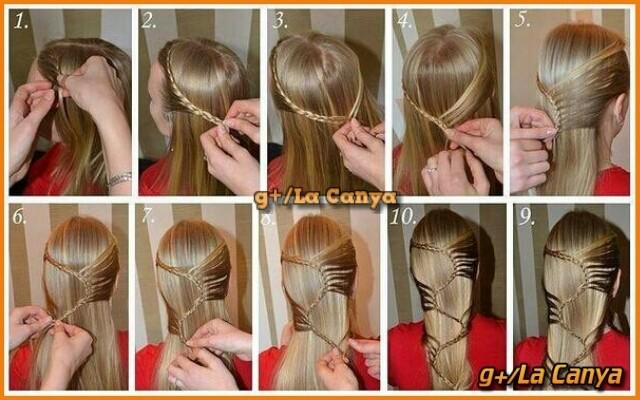 #Peinados #Moda