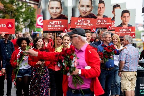 El centroizquierda gana las elecciones danesas con promesas de políticas sociales