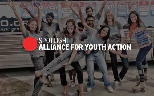 Curator Spotlight: Alliance For Youth Action Is Fired Up