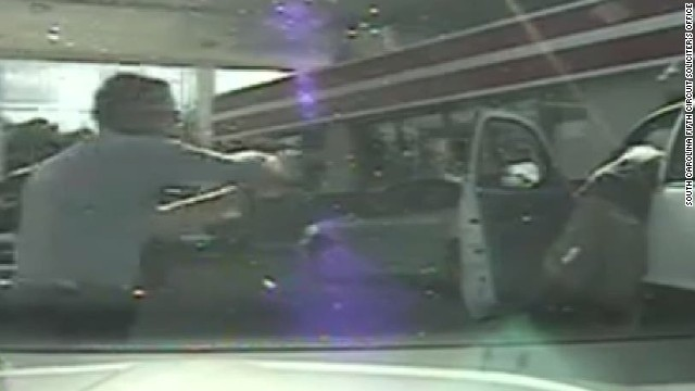 Cops: South Carolina trooper shot unarmed man