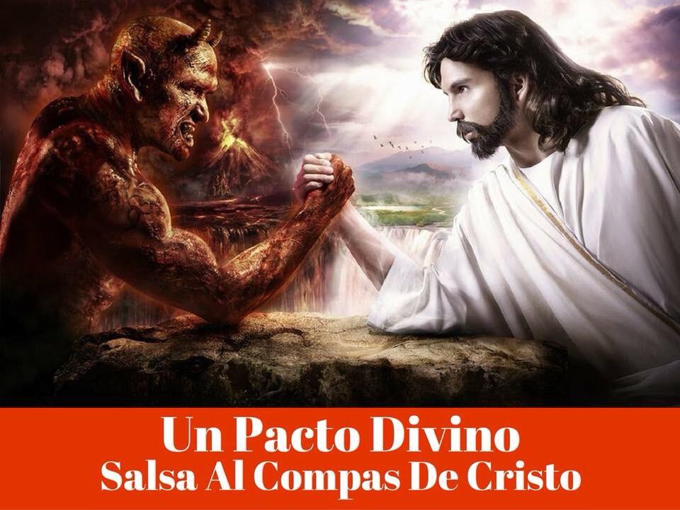 Al Compas De Cristo - Magazine cover