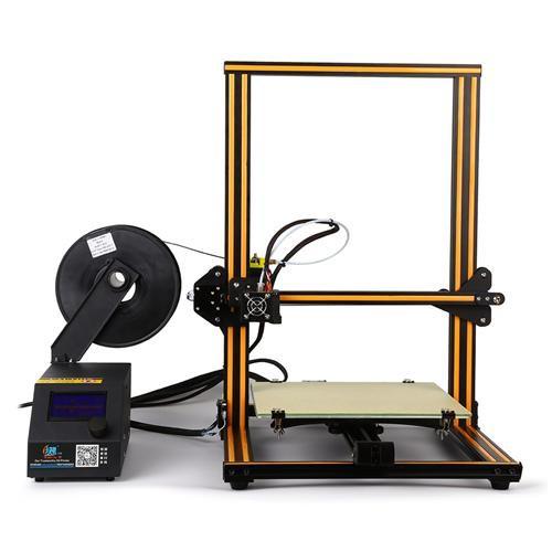 Creality CR-10 3D Printer - Magazine cover