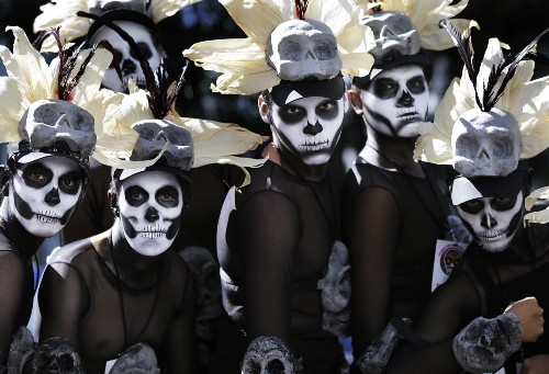 Day of the Dead 2016 in Pictures