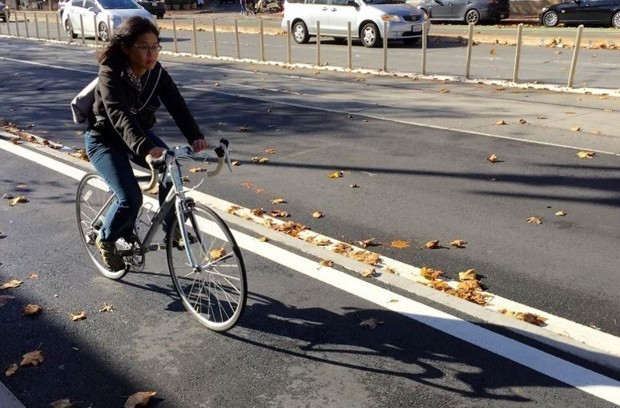 San Francisco Takes a Step Back From Raised Bike Lanes