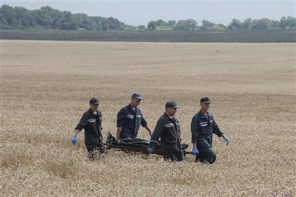 Rebels hamper access to plane crash site