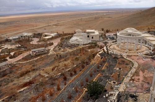 Hezbollah, Russia and the U.S. help Syria retake Palmyra