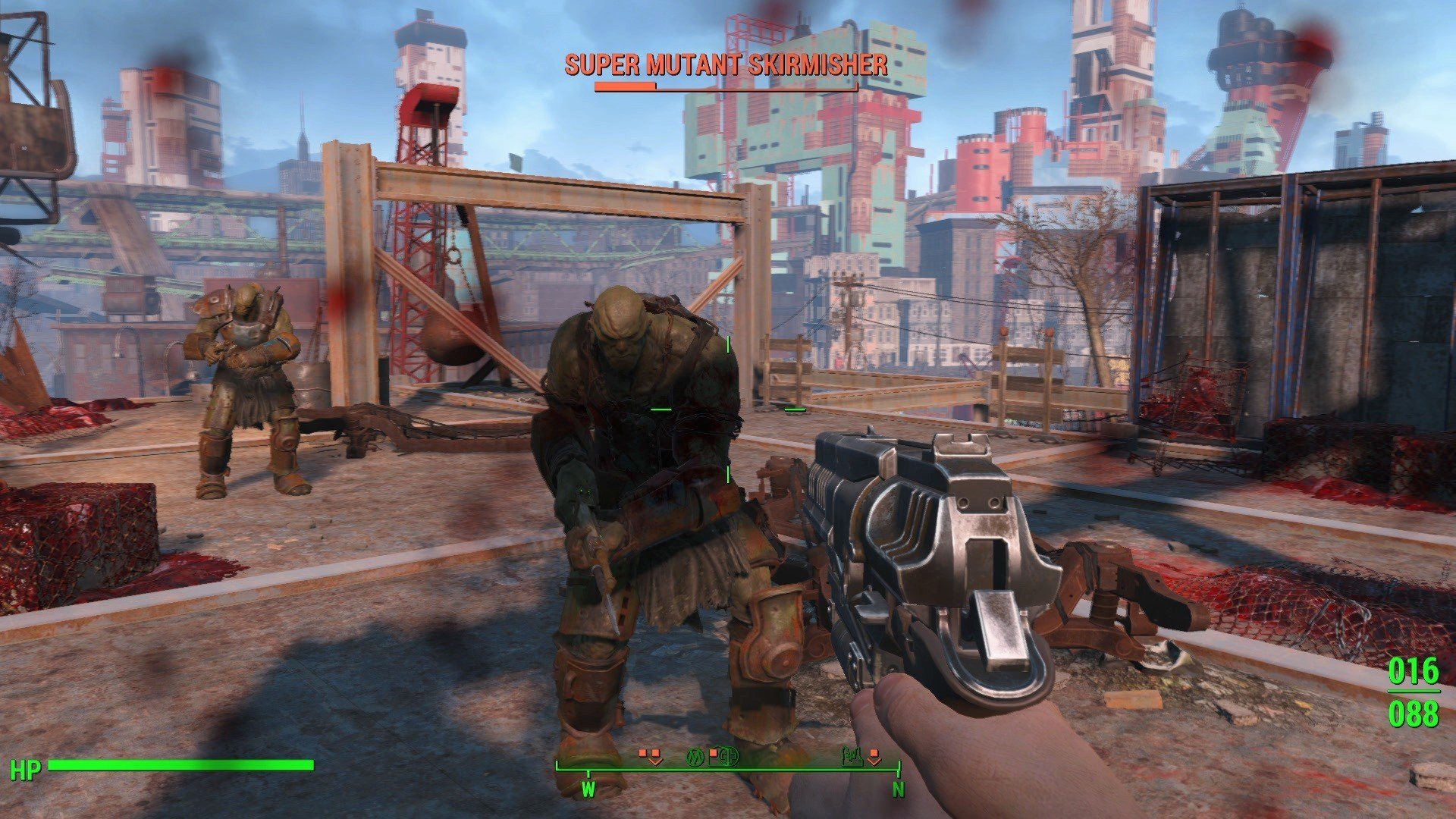 Watch Leaked Fallout 4 Gameplay Footage