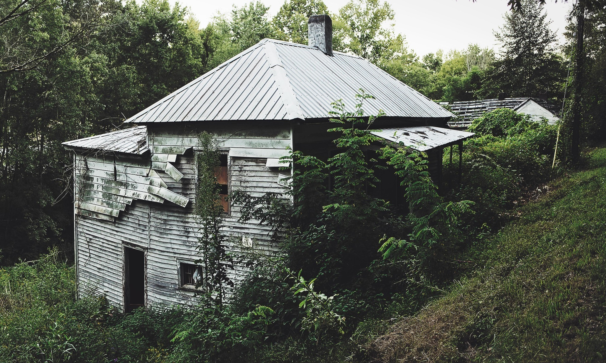 America's poorest white town: abandoned by coal, swallowed by drugs