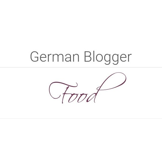 German Blogger *Food* - cover
