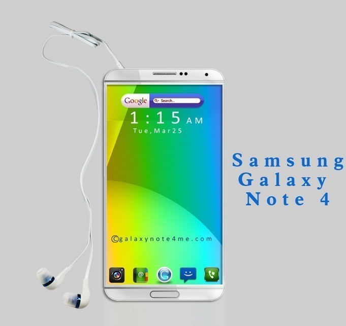 Samsung Galaxy Note 4 Exynos 5433 and Snapdragon 805 Variants Spotted in Benchmarks
