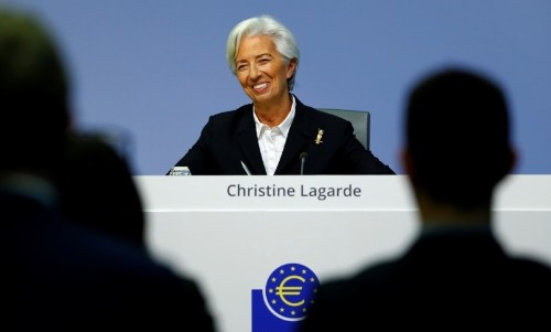 Exclusive: ECB's Lagarde asked euro zone ministers to consider one-off 'coronabonds' issue - officials