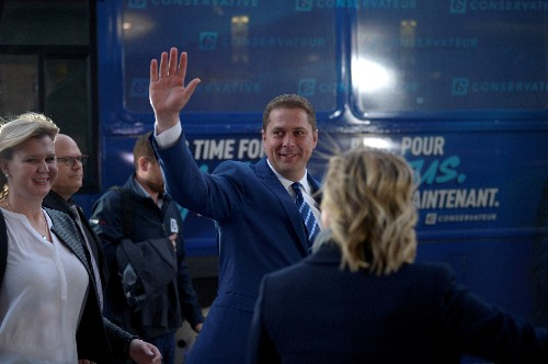 Canada Conservative leader forced on defensive over dual citizenship, abortion stance